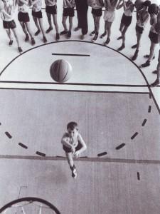 Баскетбол в школе