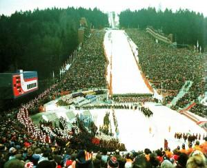 Инсбрук - 1976 г. Открытие Олимпийских игр