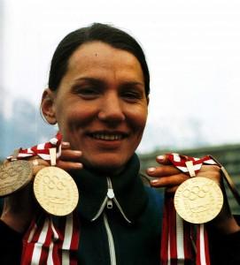 Олимпийские медали Татьяны Авериной