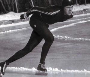 Чемпион мира на дистанции 10 000 м, участник трех Олимпиад Сергей Березин