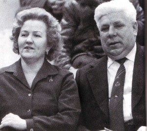 Лидия Скобликова и Николай Куликов
