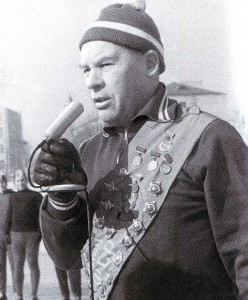 Заслуженный мастер спорта Геннадий Пискунов