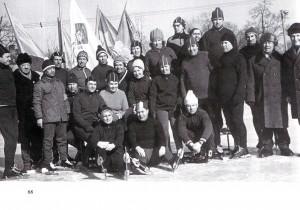 Ветераны конькобежного спорта Нижнего Новгорода