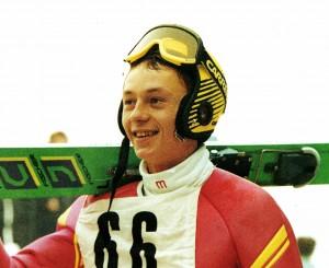 Михаил Есин участник трех олимпийских игр