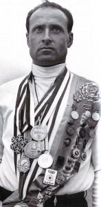 Вячеслав Дрягин, бронзовый призер чемпионата мира в лыжном двоеборье