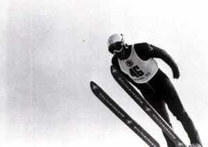 Двоеборец Александр Майоров, участник трех Олимпиад