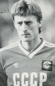 Первый советский футболист в Футбольной английской лиге