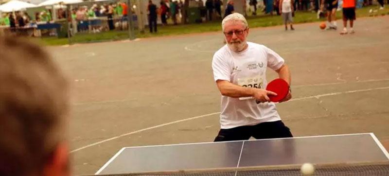 Лига настольного тенниса для пенсионеров Израиля