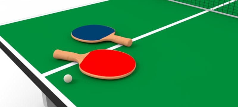 Подачи в настольном теннисе